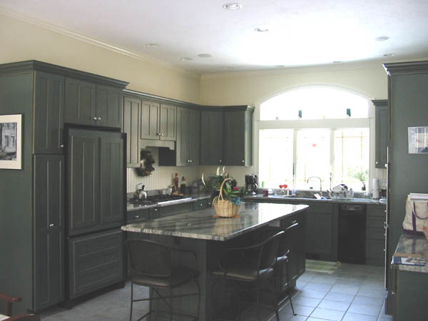 Kitchen Painted Cabinets